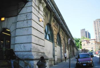 BEFORE: Dyckman St. Station 2007