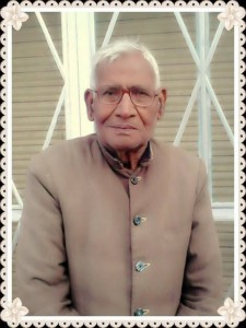 राम शंकर त्रिवेदी