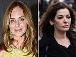 Trinny Woodall's tasteless jab at Nigella Lawson