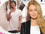 Man crush Sunday! Real House Wives Of Beverly Hills star Gigi Hadid shows off her Australian boytoy Cody Simpson on Twitter