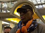 Dennis Rodman stayed in the Koryo Hotel in Pyongyang during his December 19 visit to North Korea and now a South Korean paper has released anonymous comments about his behavior