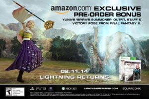 lightning returns final fantasy xiii amazon dlc 1 300x199 Lightning Returns: Final Fantasy XIII (360 & PS3) Spiras Summoner DLC Amazon Deal Details