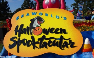 halloween travel destination sea world