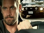 Paul Walker races Mustang in trailer for new film Brick Mansions... released just THREE months after actor's death in fiery crash