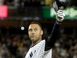 His agent, Casey Close, said Jeter wanted to declare his intentions before the Yankees start spring training later this week so that his future status wouldn't be a distraction.