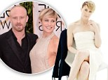 'I'd never been on a date!': Robin Wright on being wined and dined by toyboy fiancé Ben Foster ahead of House Of Cards season two premiere