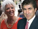 The new company, called Paula Deen Ventures, announced Wednesday that the private-equity firm backed by Jahn Najafi (right) is investing $75million to $100million to help Deen make a comeback.