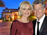 'I just don't have the strength to run it!' Yolanda Foster sells $27.5m dream home as she recovers from battle with Lyme disease