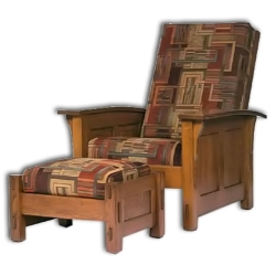 Upholstered Morris Chairs