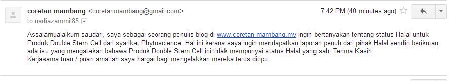 halal, phytoscience, double, stem, cell