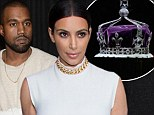 Wedding update: Kim Kardashian and Kanye West wearing matching CROWNS for May nuptials... but bride is already tiring of her fiancé's micromanaging