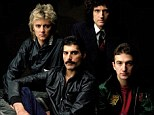 Money spinner: Queen's Greatest Hits album from 1981 has become the first to sell six million copies in the UK
