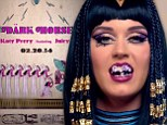 'Meet the Queen of Memphis, Egypt!' Katy Perry transforms into Cleopatra with blinged out grillz in sneak peek for music video