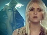 Taylor Momsen strips naked in provocative video for single Heaven Knows
