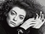 'I hang out with older people': Lorde insists she's not 'anti-anyone' in new interview after dissing Taylor and Miley