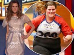 Biggest Loser's Rachel Frederickson admits she may have been 'too enthusiastic' about weight loss... as she reveals favourite snack is just ice, half a lemon and sweetener