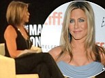 Jennifer Aniston jokes she is in 'deep s***' for being an unmarried woman with no children