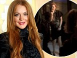Well if the acting doesn't work out! Lindsay Lohan shows off impressive vocals with Stevie Nicks cover at a birthday bash