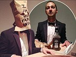 'His eyes were red and puffy like his cat just died': Inside Shia LaBeouf's bizarre art installation complete with Transformers toy, whip, and pink ukulele