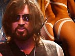 How appropriate! Miley Cyrus' father Billy Ray stars in video for hip hop remix of Achy Breaky Heart... and it features semi naked twerking dancers