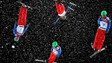 PHOTO: Multiple Exposures from Sochi