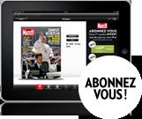 L'édition IPAD Paris Match