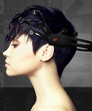 The future is here: The Emotiv Systems mind-control device is already in the shops
