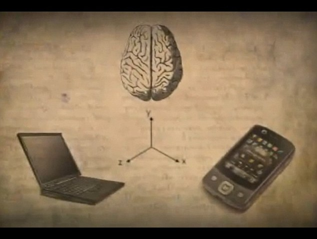 From brain to screen: Direct communication can allow effortless and intuitive control of your technology