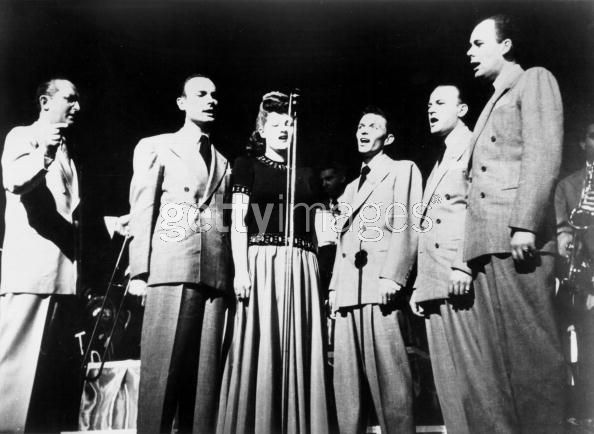 Jo Stafford with Frank Sinatra & The Pied Pipers