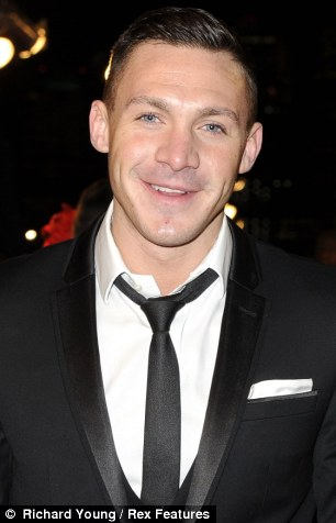 Anxiety: Former TOWIE star Kirk Norcross suffers from panic attacks