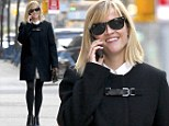 Reese Witherspoon in New York