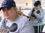 What a good sport! Rebel Wilson wore her Dallas Cowboys hat