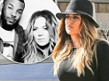 Playing games: Khloe Kardashian shared a photo of her and rumored beau The Game