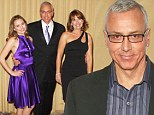Dr. Drew and daughter