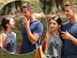 Hayley's Aussie romance! Sarah Hyland films scenes with handsome Modern Family  co-star as she continues to put groping incident behind her