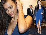 Model beauty: Irina Shayk attends the Roberto Cavalli - Boutique Opening as part of Milan Fashion Week