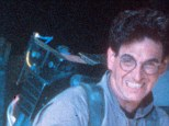 A film icon: Harold Ramis (far right0 died aged 69, he became famous while starring with (left to right) Ernie Hudson, Bill Murray and Dan Akroyd in the 'Ghostbusters' trilogy