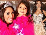 'Go for it!' Farrah Abraham says she'll allow daughter Sophia to get plastic surgery 'if there's something she can't live with'