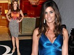Secrets of an A-list body: How to get Cindy Crawford's calves