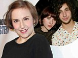 'So surreal': Lena Dunham was shocked to see a picture of her current boyfriend Jack Antonoff and Scarlett Johansson on a Tumblr blog called Old Loves