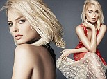 That calls for a Wolf whistle! Margot Robbie stars in a stunning photo shoot for Elle Australia's March issue