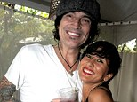 Wedding bells: Tommy Lee will walk down the aisle for the fourth time with longterm girlfriend Sofia 'SOFI' Toufa