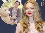 Amanda Seyfried replacing Mila Kunis as female lead opposite Mark Wahlberg in Ted sequel