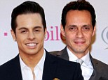 'We're buddies': Jennifer Lopez's toy boy Casper Smart confirms bromance with her ex-husband Marc Anthony