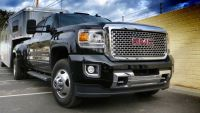 GMC creates serene 'office' environment in new HD pickups - Photo