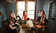 Lily and the Parlour Tricks WILD music