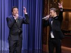 Watch Justin Timberlake And Jimmy Fallon's 'History of Rap' Reunion