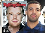 'Take care!' Drake splits his PR firm after his Philip Seymour Hoffman Rolling Stone cover rant