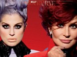 Sharon Osbourne, 61, and daughter Kelly, 29, look almost the same age in picture-perfect MAC make-up campaign