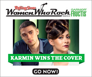 Women Who Rock Contest